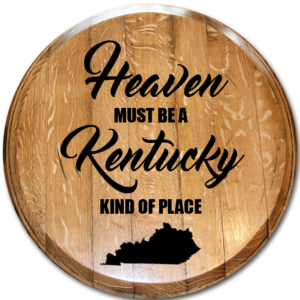 heaven kentucky barrel head