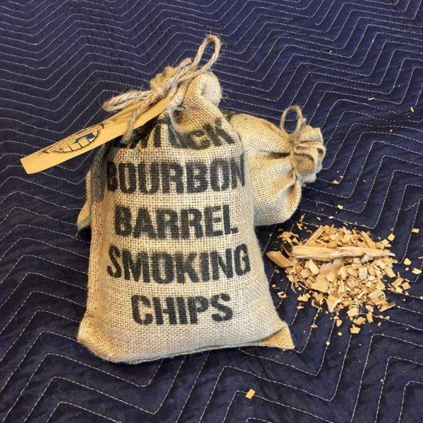 bourbon barrel smoker chips