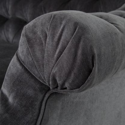 damon sofa arm detail