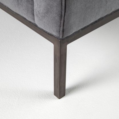 damon sofa leg detail