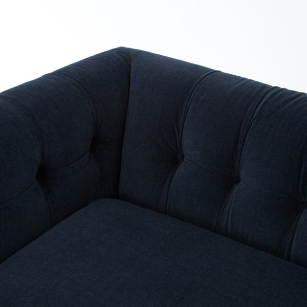 griffon sofa tufting detail