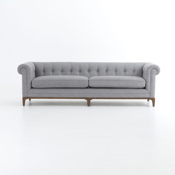 griffon grey sofa