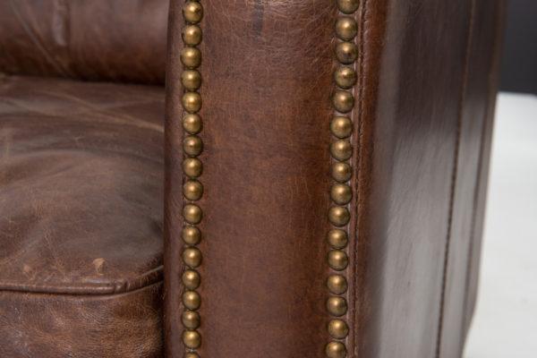 larkin sofa arm detail