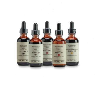 Woodford Reserve Bitters- Set of 5
