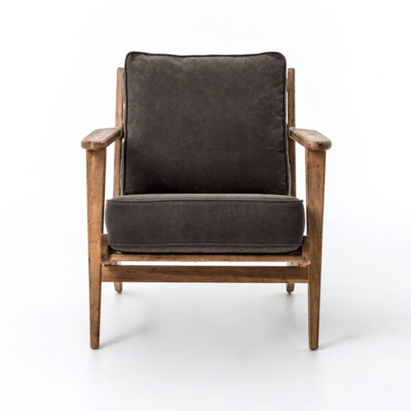 four hands brooks lounge chair stone 4