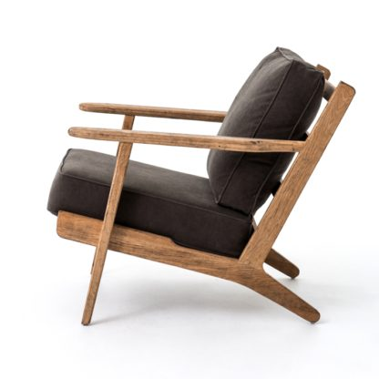 four hands brooks lounge chair stone 5