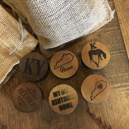 Barrel Bung Magnets (Set of 6)