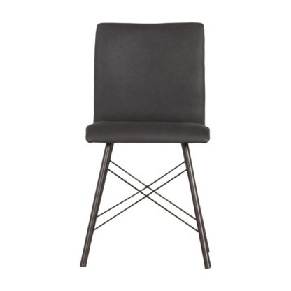 four hands diaw dining chair black 3