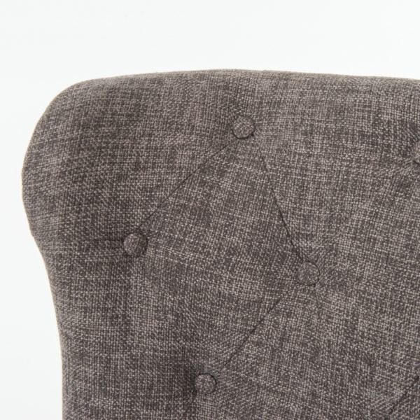 four hands elouise dining chair charcoal 3