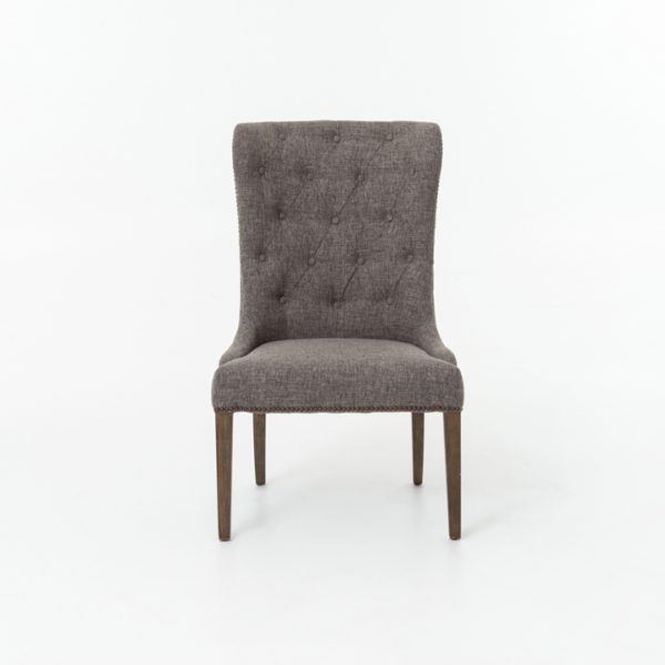four hands elouise dining chair charcoal 4