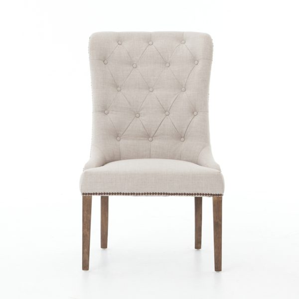 four hands elousie dining chair beige 3