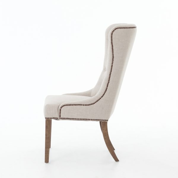 four hands elousie dining chair beige 4