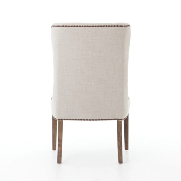 four hands elousie dining chair beige 5