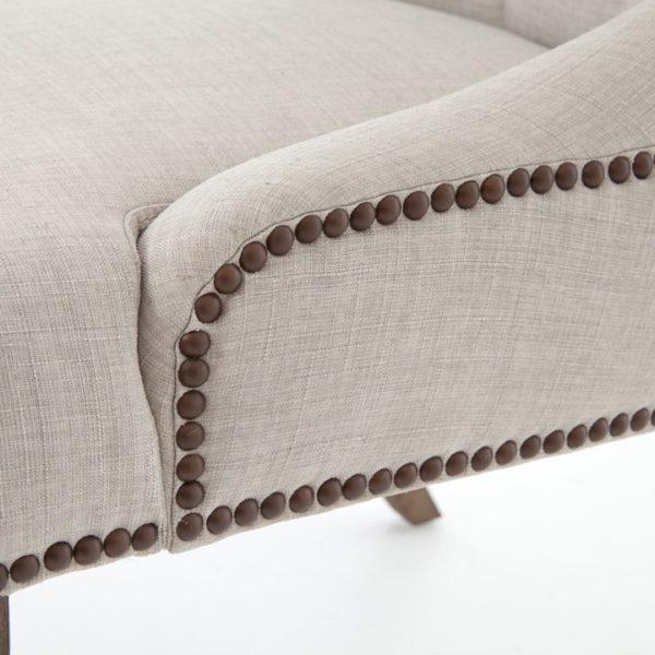 four hands elousie dining chair beige 6
