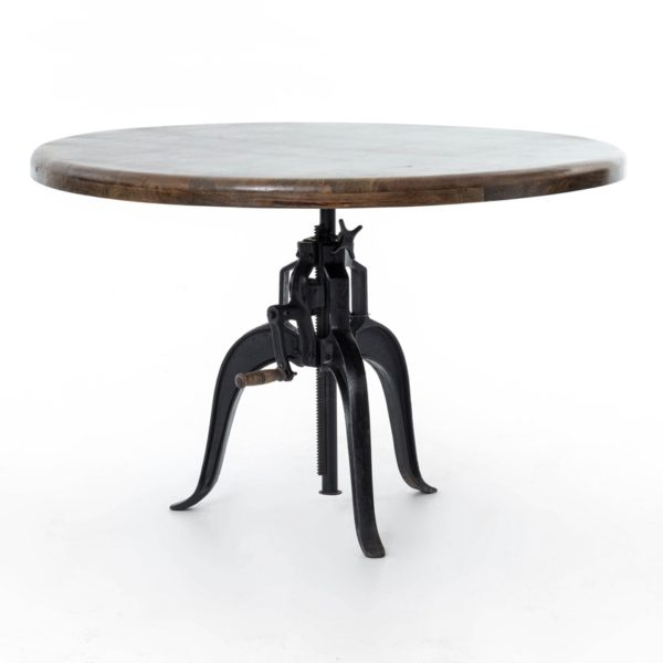 four hands rockwell dining table
