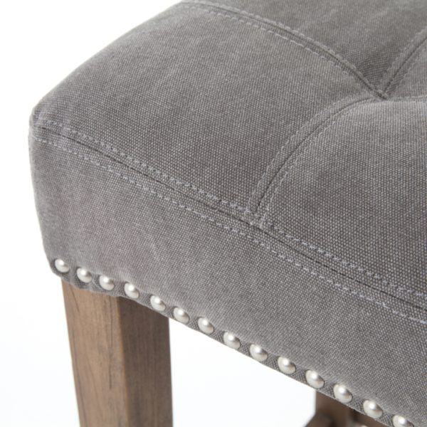 four hands sean bar stool grey 3