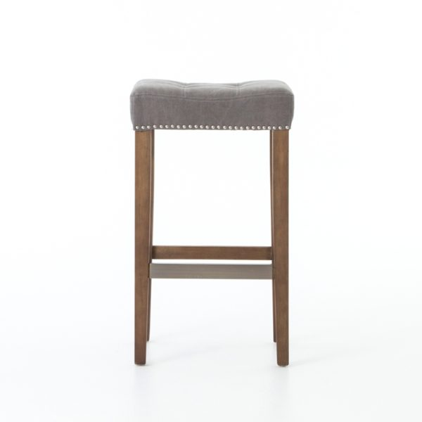 four hands sean bar stool grey 4