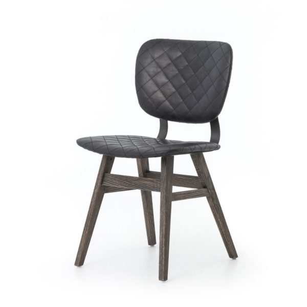 four hands sloan dining chair ebony