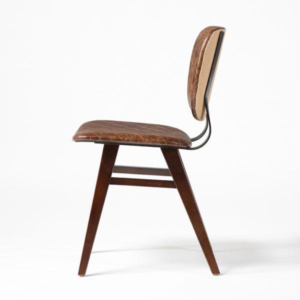 four hands sloan dining chair havana 5