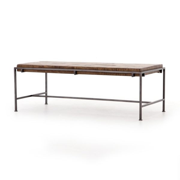 four hands simien coffee table