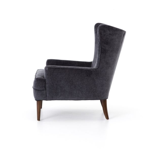 four hands clermont chair charcoal 3