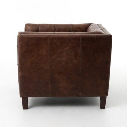 four hands abbott club chair cigar 4