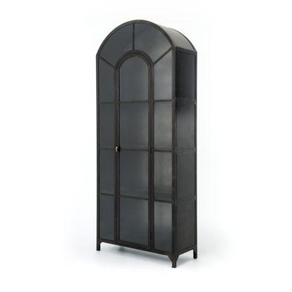 four hands belmont metal cabinet