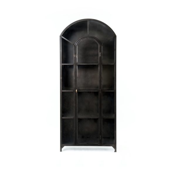four hands belmont metal cabinet 3