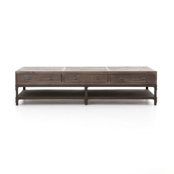 four hands campbell coffee table large 3