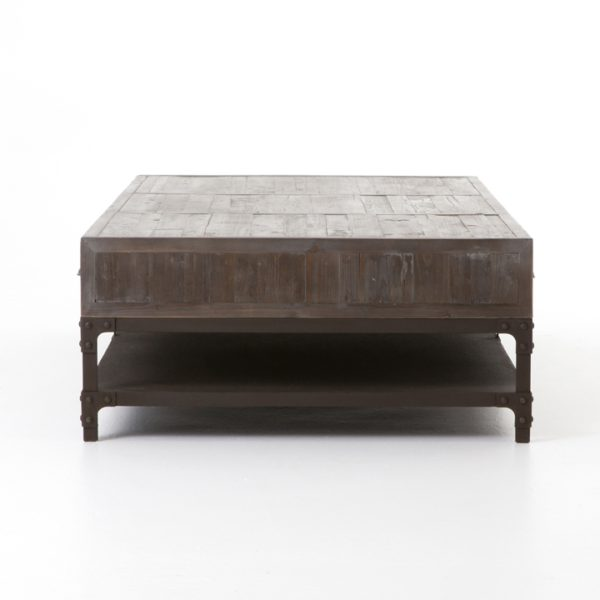 four hands campbell coffee table large 4