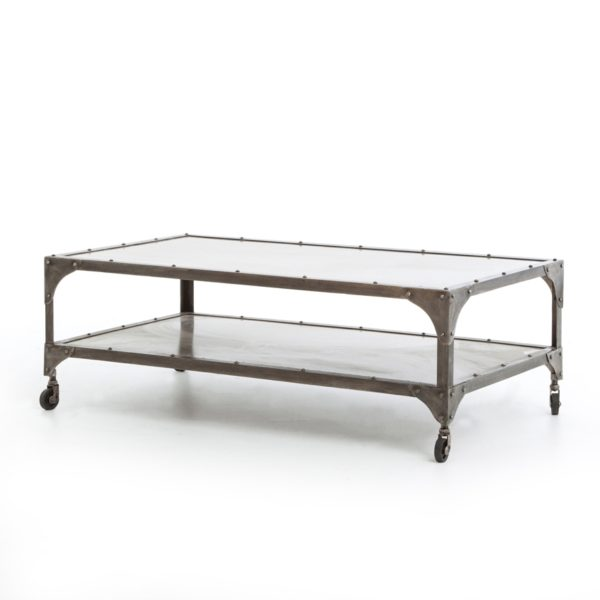 four hands element coffee table