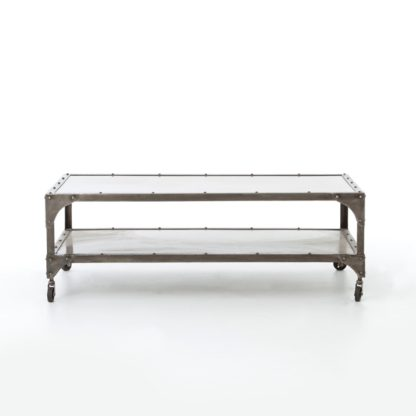 four hands element coffee table 3