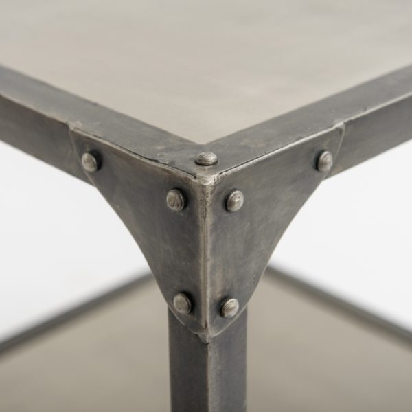 four hands element end table 2