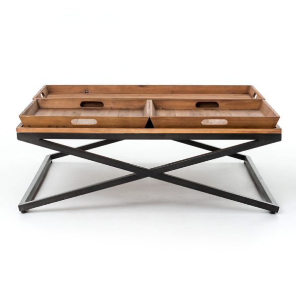 four hands jax coffee table 3