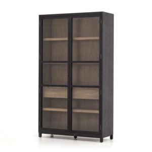 four hands millie cabinet