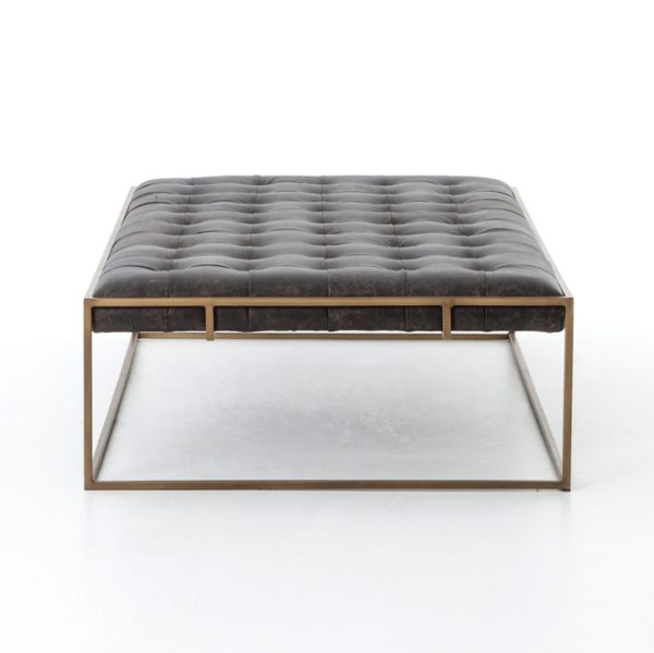 four hands oxford coffee table ebony 4
