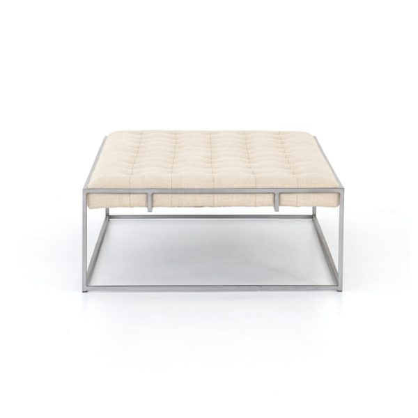 four hands oxford coffee table sand 4