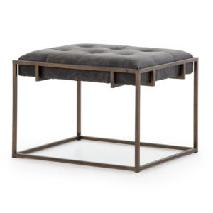 four hands oxford end table ebony