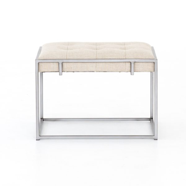 four hands oxford end table sand 2