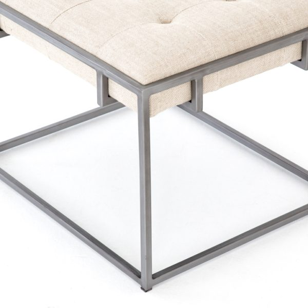 four hands oxford end table sand 3