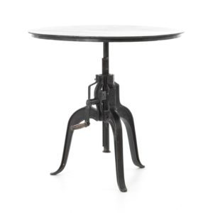 four hands rockwell crank table