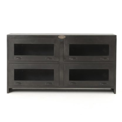 four hands rockwell media console 4
