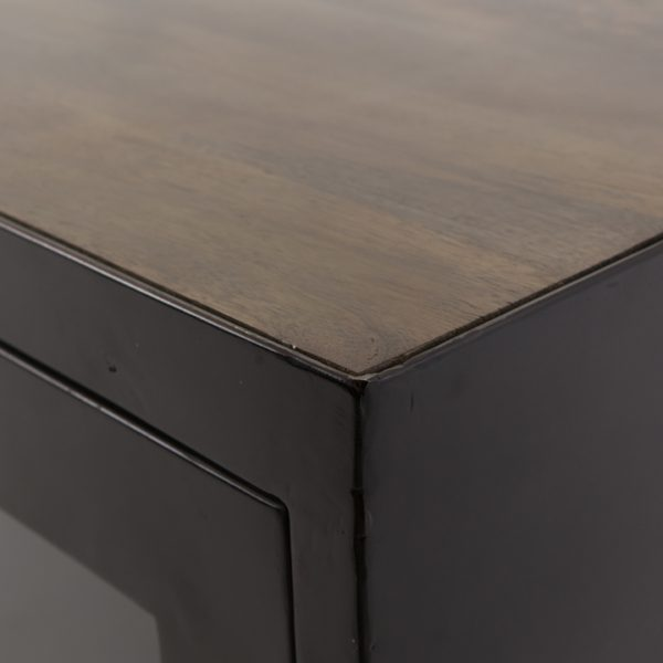 four hands rockwell media console 7