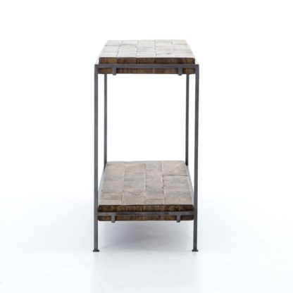four hands simien media console 4