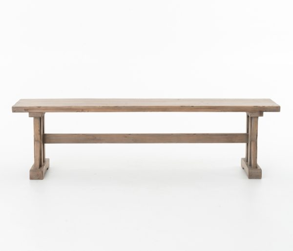 four hands tuscan dining bench 3