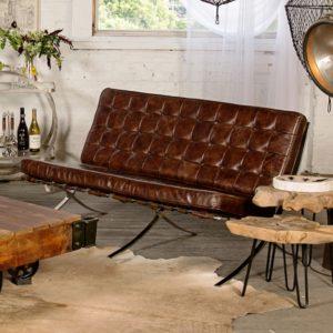 Taliesin vintage 2 seater sofa