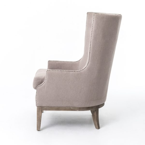 lillian occasional chair grey