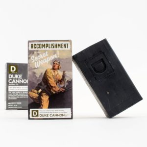 duke cannon big brick of soap accomplishment