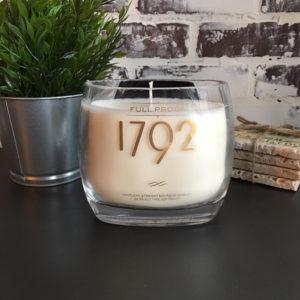 1792 bourbon candle