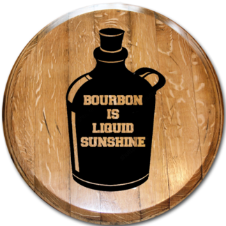bourbon is liquid sunshine